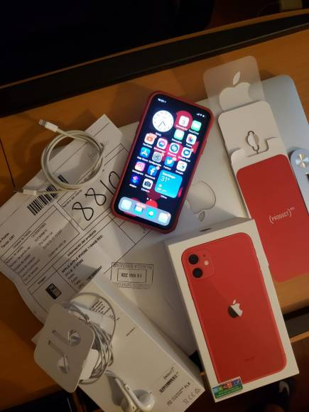 IPhone 11 64GB IMPECABLE